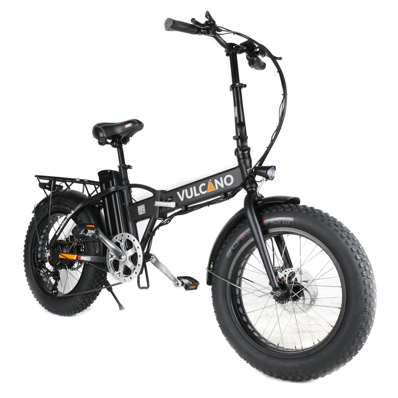 e bike vulcano fat 20 v2 4 500w d 39 ambrosio cicli e. Black Bedroom Furniture Sets. Home Design Ideas