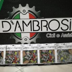 Parafanghi Mtb Azonic D'Ambrosio Bike