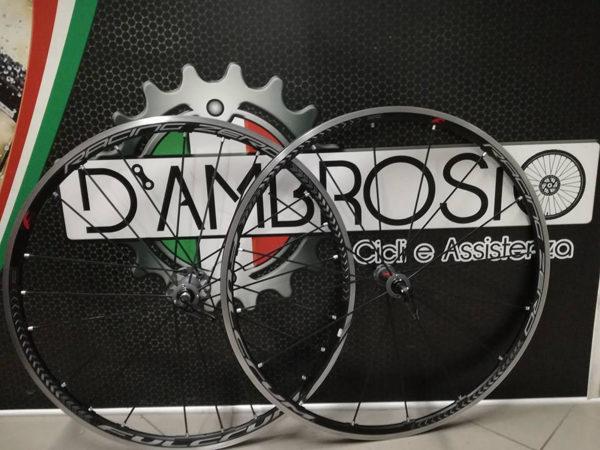 Ruote Racing Zero D'Ambrosio Bike