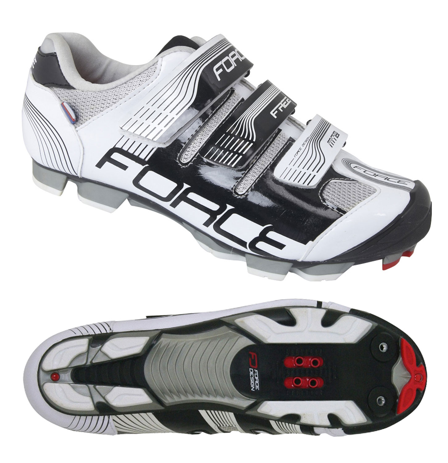 outlet store ff7db 36647 Scarpa Force mtb