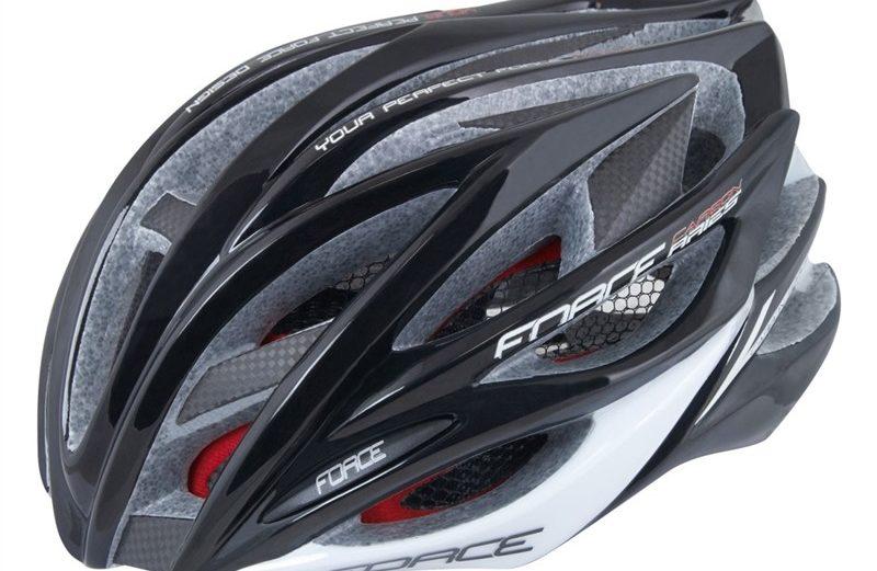 Casco bici da corsa Force Aries carbon