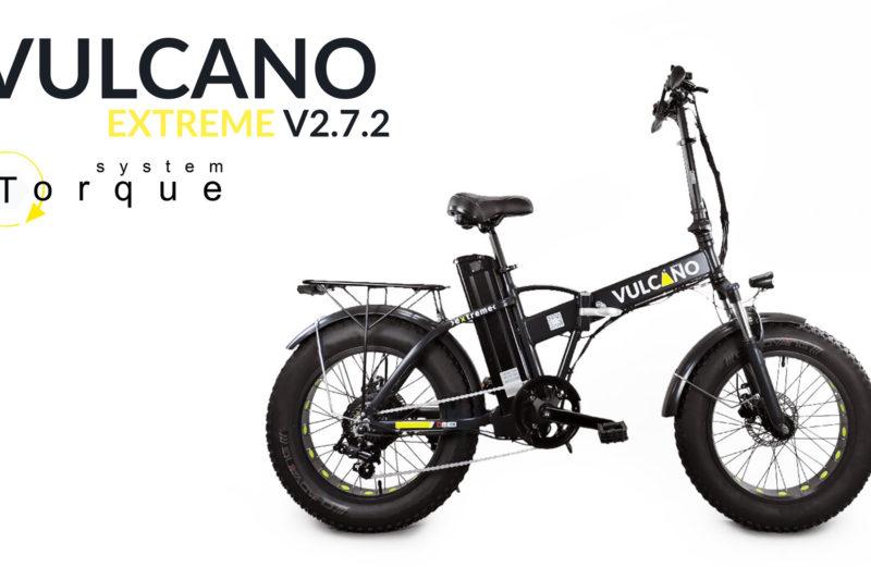 VULCANO EXTREME V2.7.2 500W 48V 21Ah
