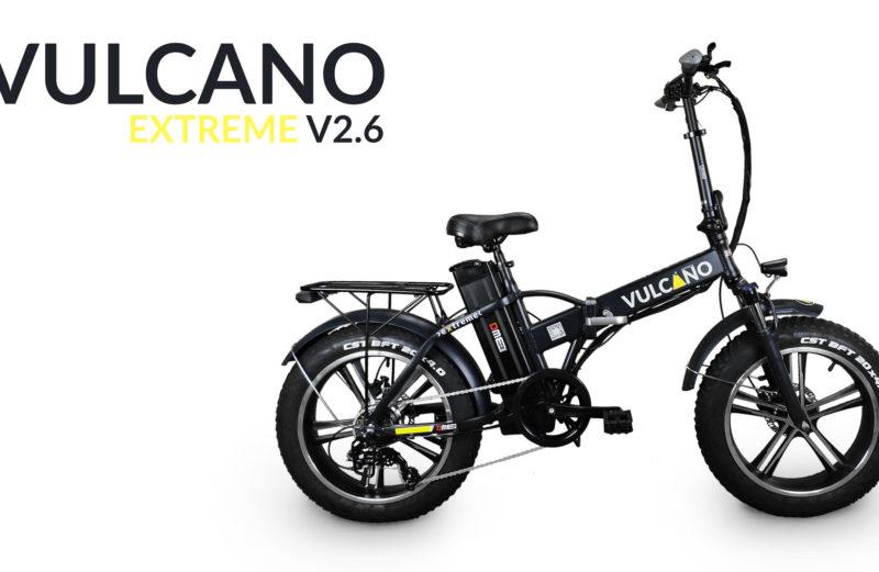 VULCANO EXTREME V2.6 350W 48V 21Ah
